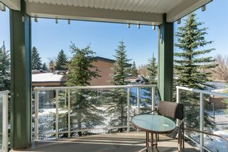 Photo 10: 215 3111 34 Avenue NW in Calgary: Varsity Apartment for sale : MLS®# A1041568