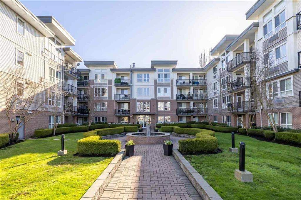 """Main Photo: 201 5430 201 Street in Langley: Langley City Condo for sale in """"The Sonnet"""" : MLS®# R2573824"""