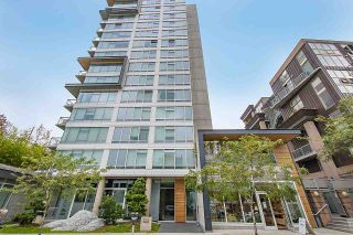 """Main Photo: 802 1565 W 6TH Avenue in Vancouver: False Creek Condo for sale in """"6TH and FIR"""" (Vancouver West)  : MLS®# R2493032"""