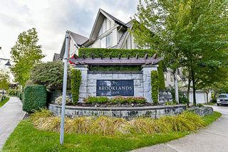"Photo 1: 74 15175 62A Avenue in Surrey: Sullivan Station Townhouse for sale in ""Brooklands"" : MLS®# R2207663"