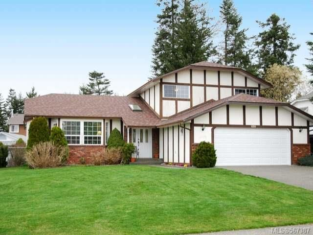 Main Photo: 1255 MALAHAT DRIVE in COURTENAY: Z2 Courtenay East House for sale (Zone 2 - Comox Valley)  : MLS®# 567387