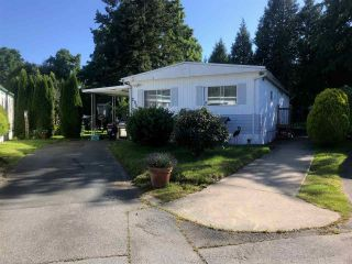 Photo 1: 206 1840 160 Street in Surrey: King George Corridor Manufactured Home for sale (South Surrey White Rock)  : MLS®# R2475494