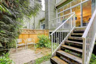 """Photo 17: 8410 CORNERSTONE Street in Vancouver: Champlain Heights Townhouse for sale in """"MARINE WOODS"""" (Vancouver East)  : MLS®# R2178515"""