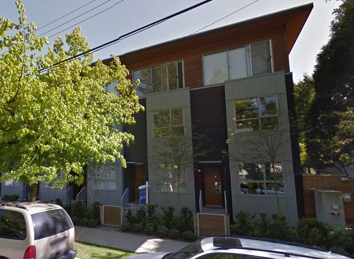 Main Photo: 2180 w 8th ave in vancouver: Condo for sale