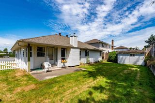 """Photo 36: 32286 SLOCAN Place in Abbotsford: Abbotsford West House for sale in """"Fairfield"""" : MLS®# R2596465"""
