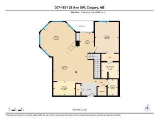 Photo 37: 307 1631 28 Avenue SW in Calgary: South Calgary Apartment for sale : MLS®# A1131920
