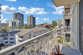 """Photo 12: 408 1100 HARWOOD Street in Vancouver: West End VW Condo for sale in """"MATINIQUE"""" (Vancouver West)  : MLS®# R2606423"""
