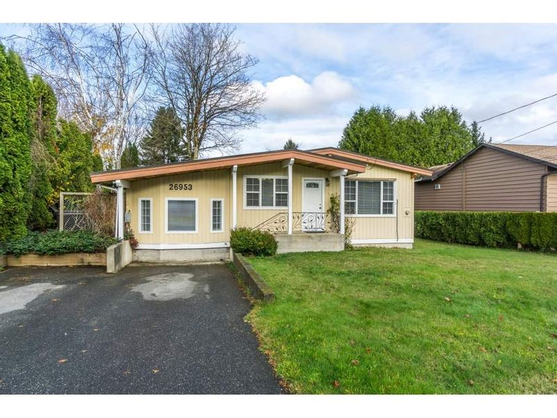 FEATURED LISTING: 26953 28A Avenue Langley
