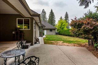 Photo 37: 1507 CLEARBROOK Road in Abbotsford: Poplar House for sale : MLS®# R2544910