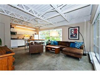 """Photo 3: 331 350 E 2ND Avenue in Vancouver: Mount Pleasant VE Condo for sale in """"MAIN SPACE'"""" (Vancouver East)  : MLS®# V898024"""