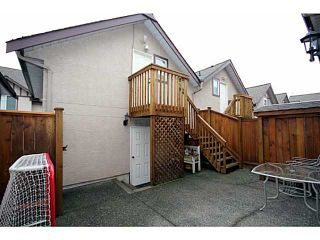 "Photo 19: 10 4788 57TH Street in Ladner: Delta Manor Townhouse for sale in ""LADNER ESTATES"" : MLS®# V1046978"