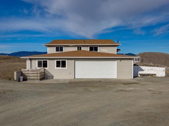 Main Photo: 20 Acres Buckhorn,  Kamloops: House for sale : MLS®# 160791