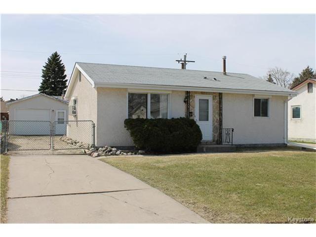 Main Photo: 85 Lochmoor Avenue in Winnipeg: Windsor Park Residential for sale (2G)  : MLS®# 1709029