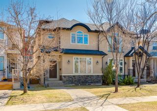 Main Photo: 816 15 Street NW in Calgary: Hillhurst Semi Detached for sale : MLS®# A1100106