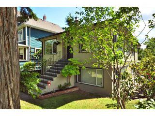 """Photo 1: 3058 GLEN Drive in Vancouver: Mount Pleasant VE House for sale in """"Cedar Cottage"""" (Vancouver East)  : MLS®# V937077"""