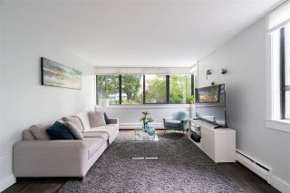 Photo 6: 201 1616 W 13TH Avenue in Vancouver: Fairview VW Condo for sale (Vancouver West)  : MLS®# R2501053