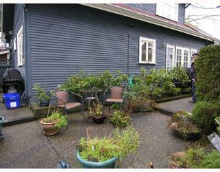 Photo 10: 3018 COLUMBIA Street in Vancouver: Mount Pleasant VW Townhouse for sale (Vancouver West)  : MLS®# V682762