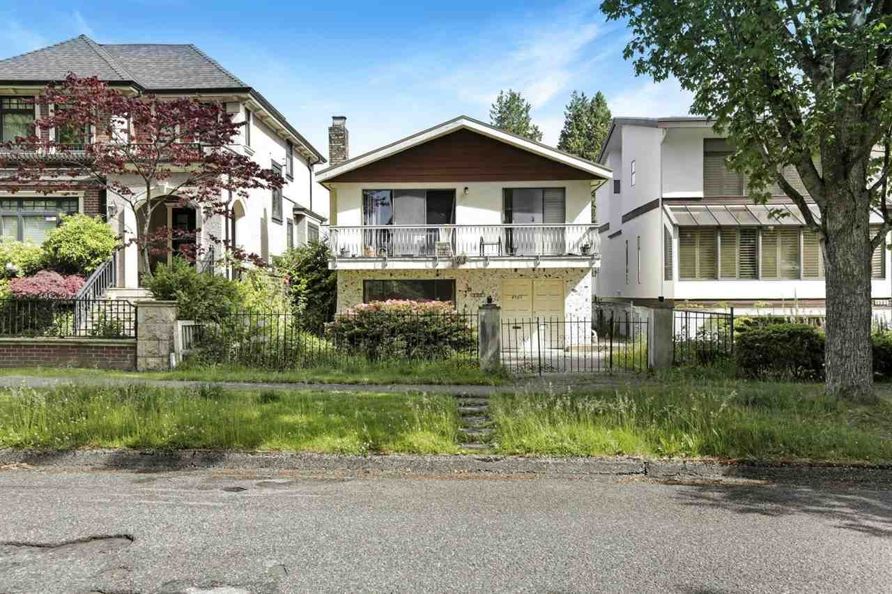 Main Photo: 4565 W 9TH Avenue in Vancouver: Point Grey House for sale (Vancouver West)  : MLS®# R2591596