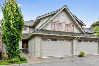 """Photo 1: 75 3109 161 Street in Surrey: Grandview Surrey Townhouse for sale in """"WILLS CREEK"""" (South Surrey White Rock)  : MLS®# R2329802"""