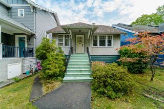 Photo 1: 2866 WATERLOO Street in Vancouver: Kitsilano House for sale (Vancouver West)  : MLS®# R2499010