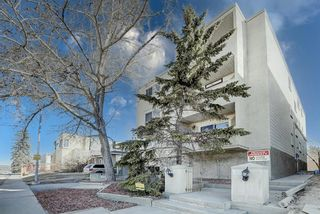 Photo 1: 1 2512 15 Street SW in Calgary: Bankview Apartment for sale : MLS®# A1083318