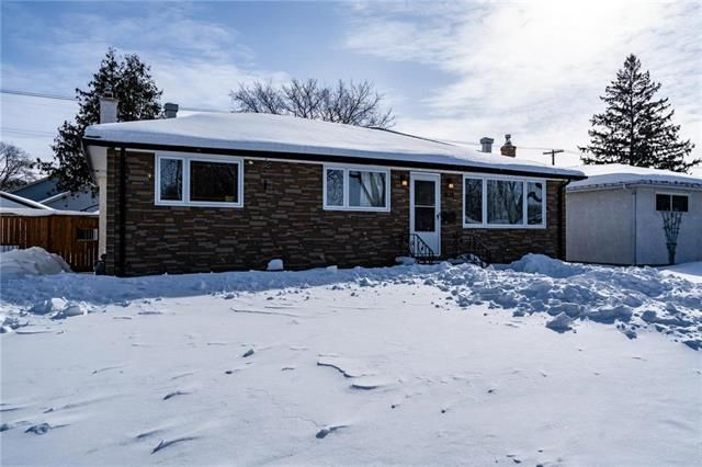 Photo 1: Photos: 356 Lockwood Street in Winnipeg: Residential for sale (1C)  : MLS®# 1904583