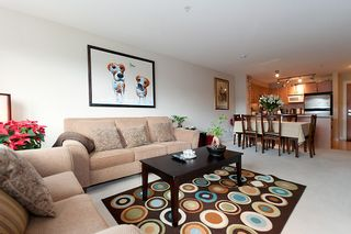 """Photo 12: 308 4728 DAWSON Street in Burnaby: Brentwood Park Condo for sale in """"MONTAGE"""" (Burnaby North)  : MLS®# V980939"""