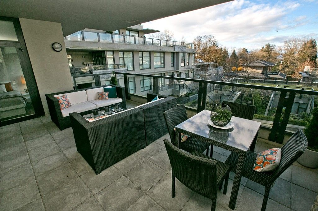 """Photo 10: Photos: 201 6093 IONA Drive in Vancouver: University VW Condo for sale in """"THE COAST"""" (Vancouver West)  : MLS®# V1047371"""