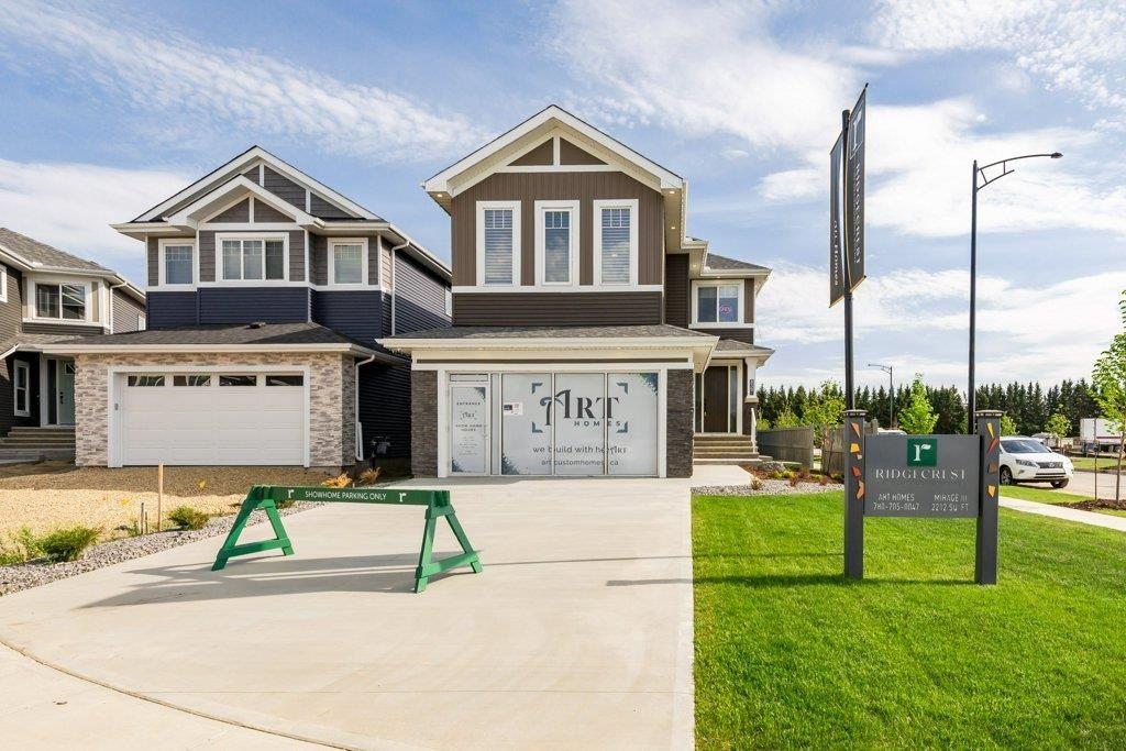 Main Photo: 839 Glenridding Ravine Wynd in Edmonton: Zone 56 House for sale : MLS®# E4245647