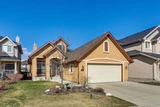 Photo 1: 215 Tuscany Glen Park NW in Calgary: Bungalow for sale : MLS®# C3614233