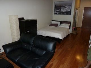 """Photo 9: 613 1333 W GEORGIA Street in Vancouver: Coal Harbour Condo for sale in """"Qube"""" (Vancouver West)  : MLS®# V1024937"""