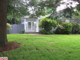 Photo 1: 2991 BERKS Street in Abbotsford: Abbotsford East House for sale : MLS®# F1017329