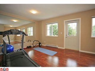 """Photo 8: 34 20460 66TH Avenue in Langley: Willoughby Heights Townhouse for sale in """"Willow Edge"""" : MLS®# F1201114"""