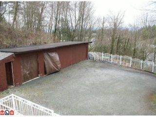 """Photo 10: 29445 SIMPSON Road in Abbotsford: Aberdeen House for sale in """"ROSS & SIMPSON (PEPENBROOK AREA)"""" : MLS®# F1108244"""