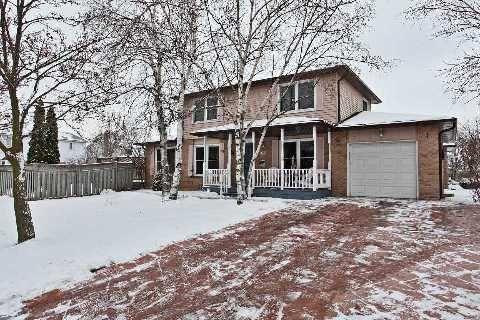 Main Photo: 852 Morley Avenue in Milton: Timberlea House (2-Storey) for sale : MLS®# W3094385