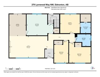 Photo 43: 279 Lynnwood Way NW in Edmonton: Zone 22 House for sale : MLS®# E4265521