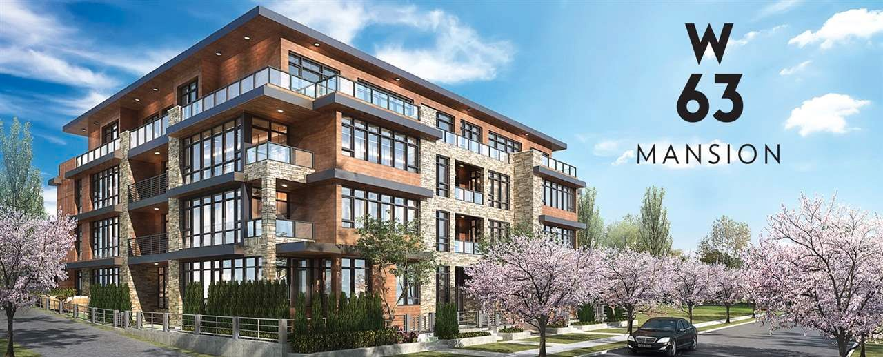 "Main Photo: 306 485 W 63RD Avenue in Vancouver: Marpole Condo for sale in ""W63 Mansion"" (Vancouver West)  : MLS®# R2569741"