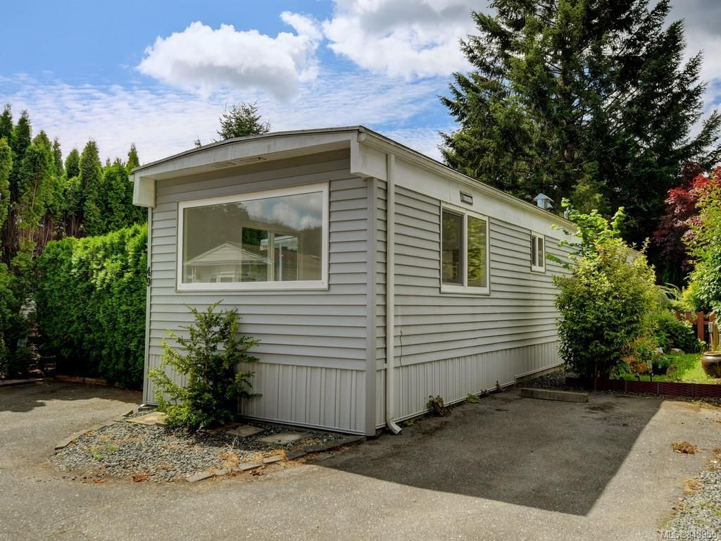 Main Photo: 49 2911 Sooke Lake Rd in Langford: La Langford Proper Manufactured Home for sale : MLS®# 843955