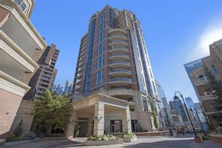 Main Photo: 1202 600 Princeton Way SW in Calgary: Eau Claire Apartment for sale : MLS®# A1153957