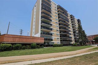 Photo 1: 205 1305 Grant Avenue in Winnipeg: River Heights Condominium for sale (1D)  : MLS®# 202117683