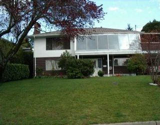 Photo 1: 1411 CHARLAND AV in Coquitlam: Central Coquitlam House for sale : MLS®# V533703