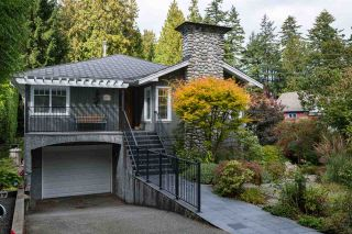 Photo 1: 6837 COPPER COVE Road in West Vancouver: Whytecliff House for sale : MLS®# R2332047