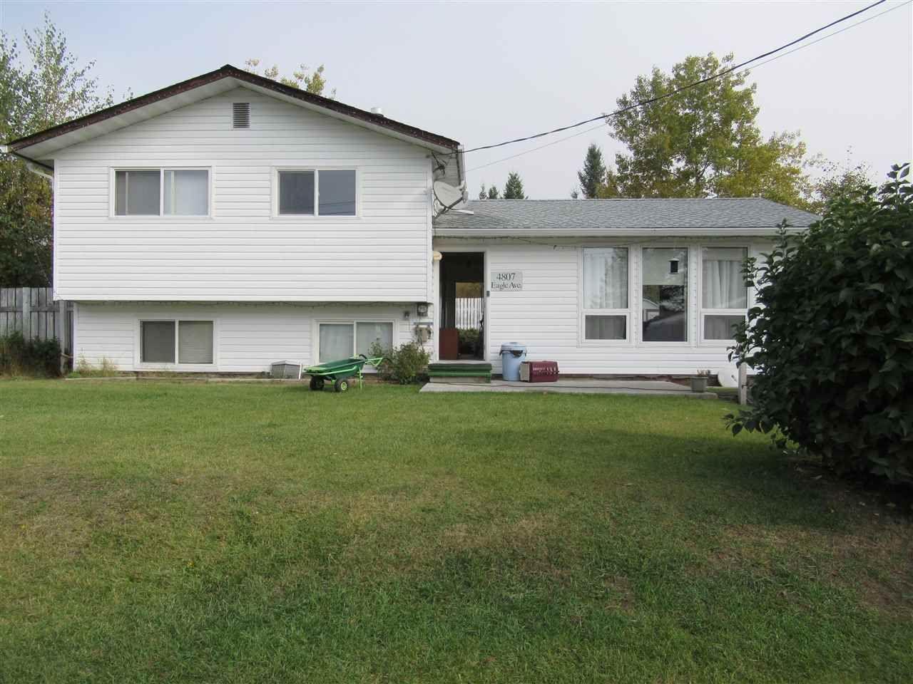 Main Photo: 4807 EAGLE Avenue: Lac la Hache House for sale (100 Mile House (Zone 10))  : MLS®# R2508510