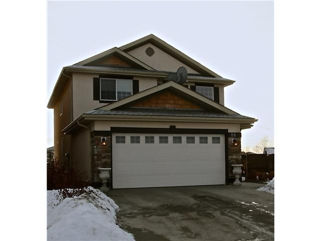Main Photo: 88 EVERWILLOW Park SW in CALGARY: Evergreen House for sale (Calgary)  : MLS®# C3550890