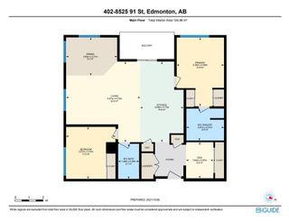 Photo 22: 402 8525 91 Street in Edmonton: Zone 18 Condo for sale : MLS®# E4266193