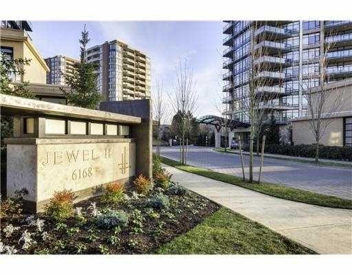 Photo 12: Photos: # 1802 6188 WILSON AV in Burnaby: Metrotown Condo for sale (Burnaby South)  : MLS®# V1065586