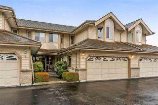 "Photo 1: 6 11438 BEST Street in Maple Ridge: Southwest Maple Ridge Townhouse for sale in ""FAIRWAY ESTATES"" : MLS®# R2373248"