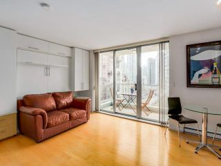 """Photo 2: 707 1225 RICHARDS Street in Vancouver: Downtown VW Condo for sale in """"THE EDEN"""" (Vancouver West)  : MLS®# V1112372"""