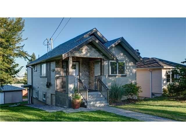 Photo 2: Photos: 456 GARRETT Street in New Westminster: Sapperton House for sale : MLS®# V1087542