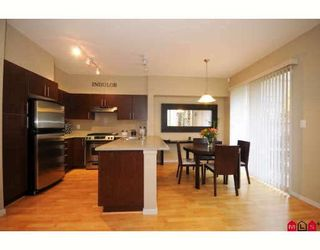 """Photo 2: 49 15152 62A Avenue in Surrey: Sullivan Station Townhouse for sale in """"Uplands"""" : MLS®# F2831409"""